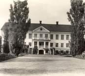 Motiv från Odensviholms herrgård.