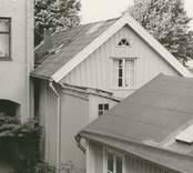 Foto:Ing. Leif Svensson, Västervik, aug. 1969 Dnr 623/69 Gatu-gårdshuset