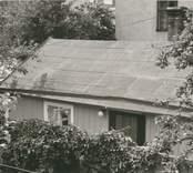 Foto:Ing. Leif Svensson, Västervik, aug. 1969 Dnr 623/69 Gårdshuset