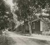 Ladugård på Stensnäs herrgård. Ägare 1929: Familjen Stackelberg
