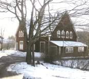Motiv från Stenåsa missionshus.
