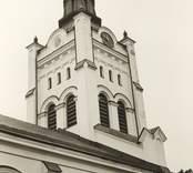 Tornet på Västra Eds kyrka.