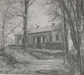 Motiv från Vinäs herrgård.