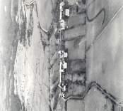 Flygfoto över Runsberga.
