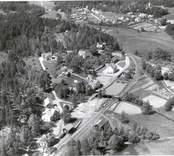 Flygfoto över Storsjö i Ukna.