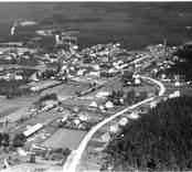 Flygbild över Järnforsen.