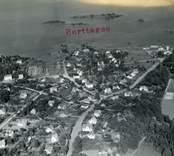 Flygfoto över Påskallavik.