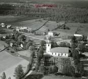 Flygfoto över Bäckebo.