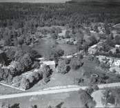 Flygfoto över Kråksmåla.
