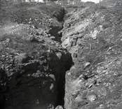 Gladhammars koppargruvor 1954