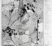 Karta över Ankarsrum.