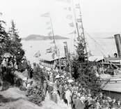 Lustresa från Borgholm till Blå Jungfrun 1886.