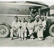Bageriföreningens gård Germundsgatan- Pilgatan (numera Okegatan).