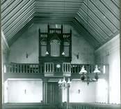 Interiör från S:t Sigfrids kyrka.