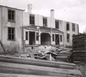 Falsterbo Bruk. Rivning 1946. En flygel behölls/flyttades.