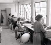 Flygsfors Glasbruk Foto 1951-06-06
