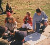 Bilder från RANE-projektet i Tjust 2002-2005 (Rane= Rock Art in Northern Europe)