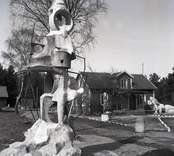 Skulpturer av Arvid Källström.