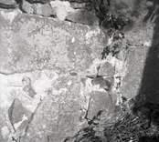 Kyrkoruinen i Blackstad.