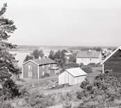 Byn mot nordväst och Klintemåla.