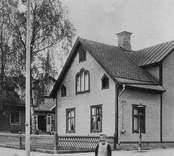 Johan Kährs hus vid Långgatan i Nybro.