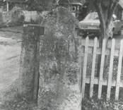 Påryd  Vyer från Påryd, bland annat kyrkstallar och milsten.