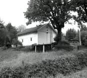 Klockhuset i Gränerum.  Foto: Susann Johannison 1994