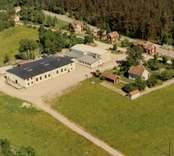 Flygfoto från Nybro.