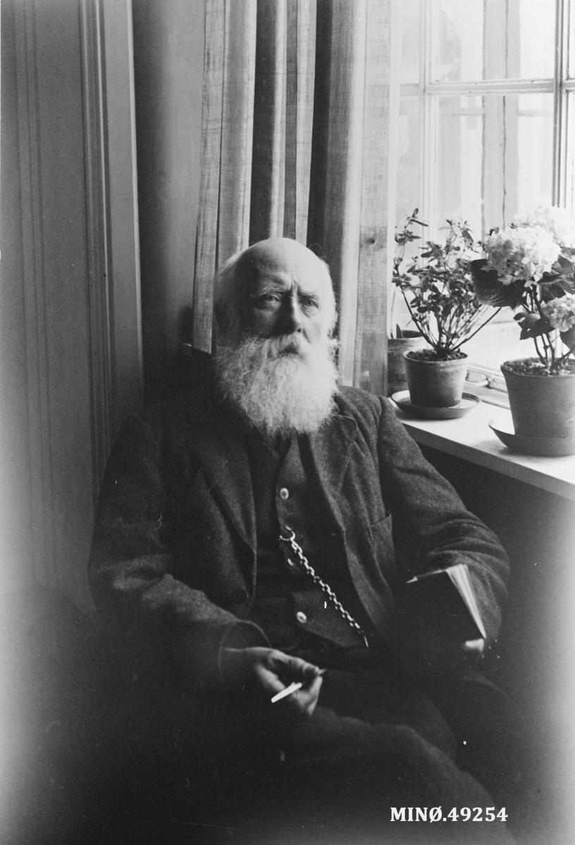 Ivar Mortenson Egnund.  (Foto/Photo)