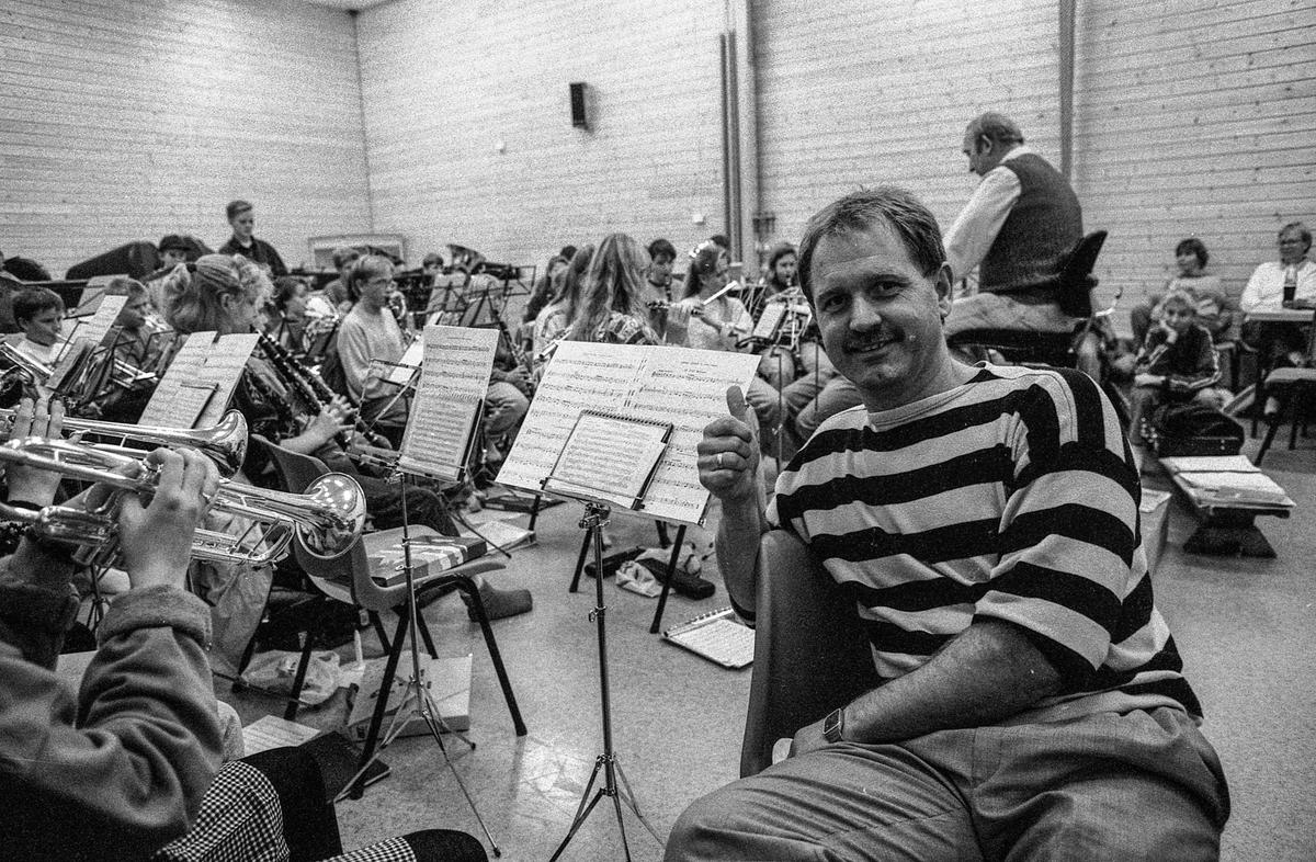 Skolemusikken i Vestby, Per Harald Joannessen (Foto/Photo)