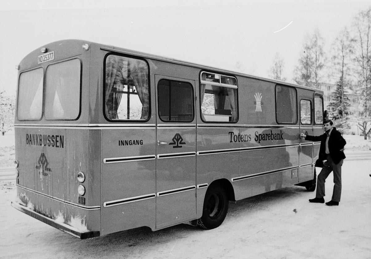 Bankbussen (Foto/Photo)