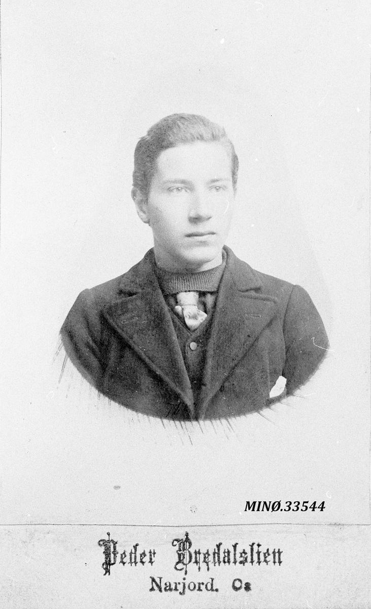 Peder J. Bredalslien (Foto/Photo)