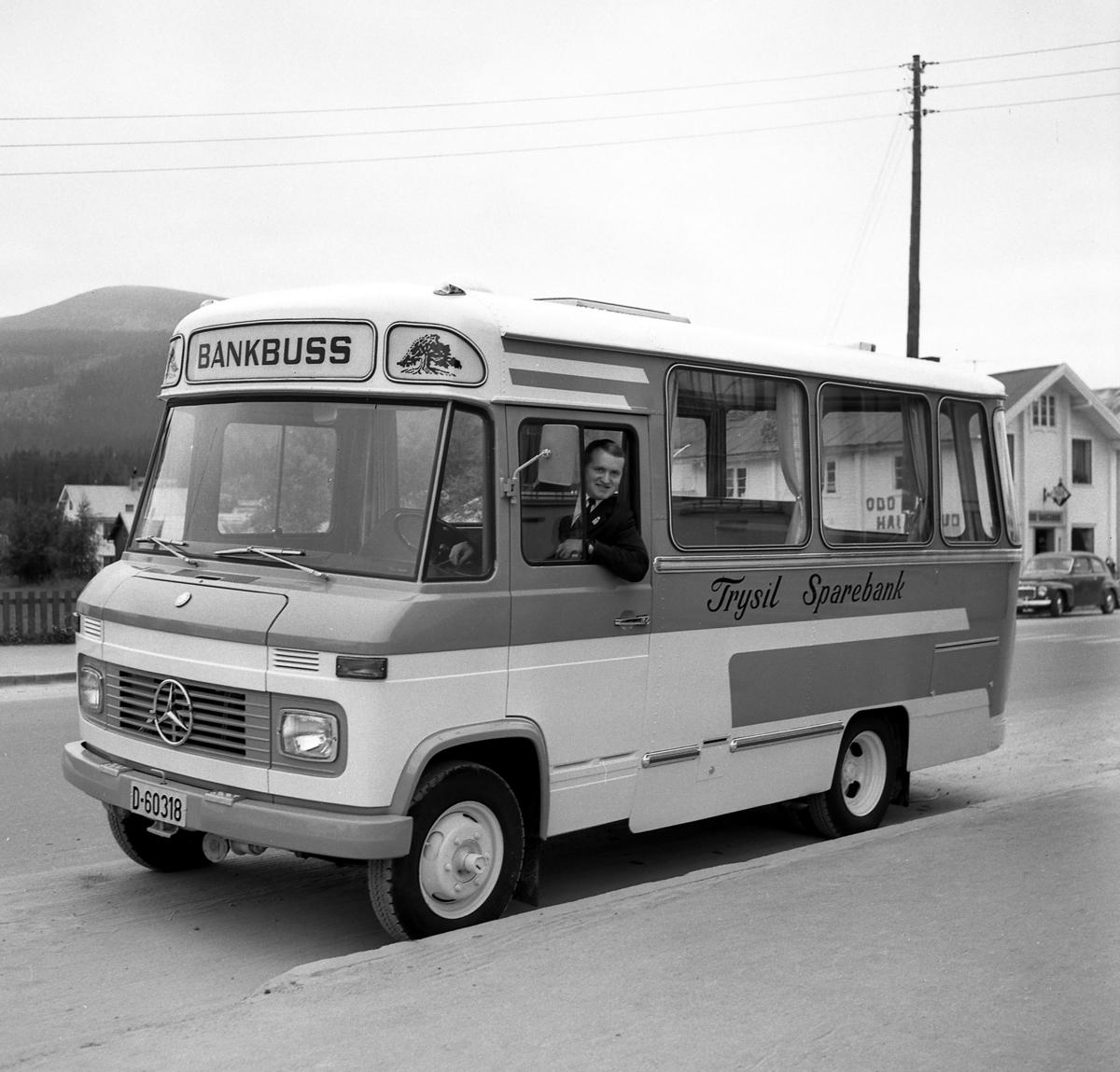 Bankbuss (Foto/Photo)
