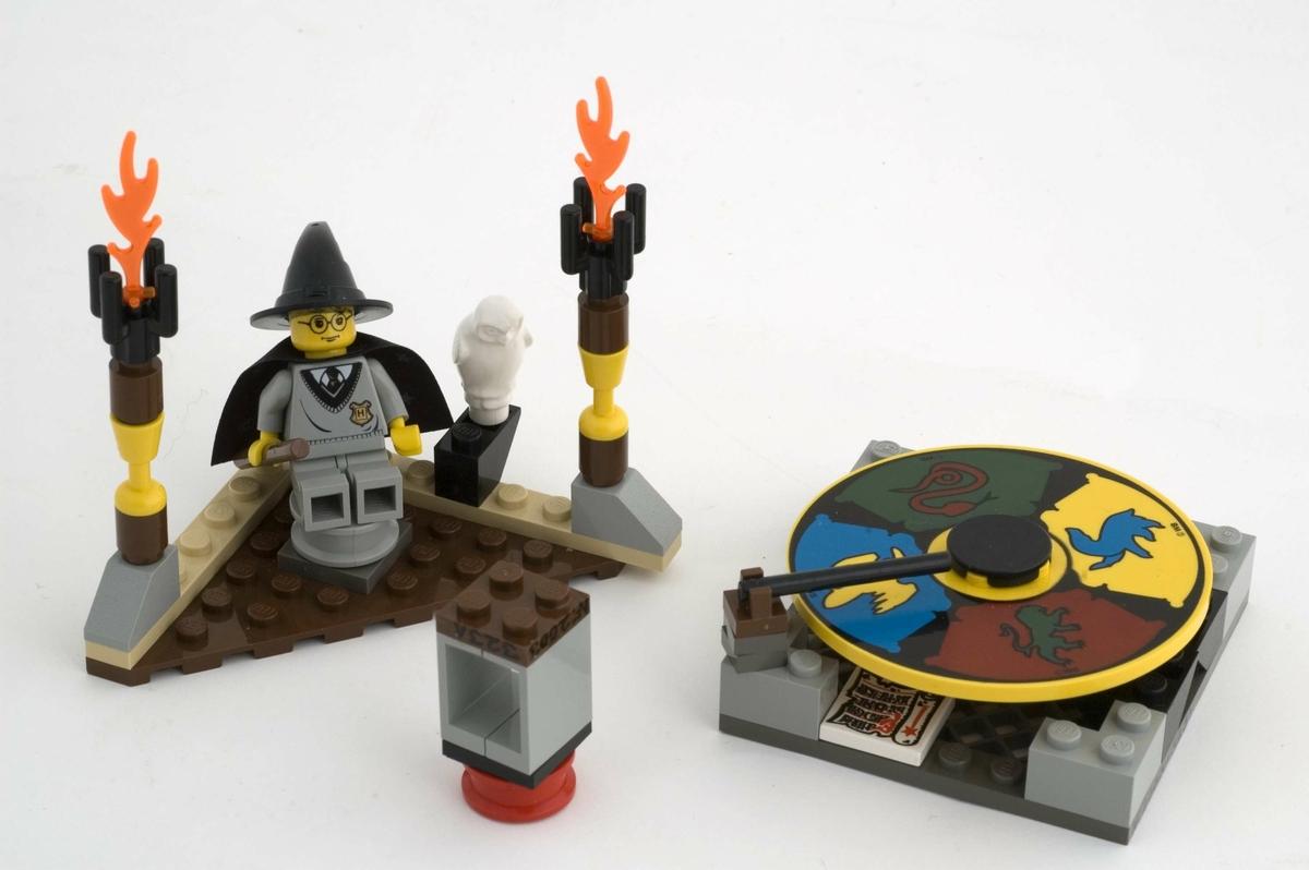 Lego-borg (Foto/Photo)
